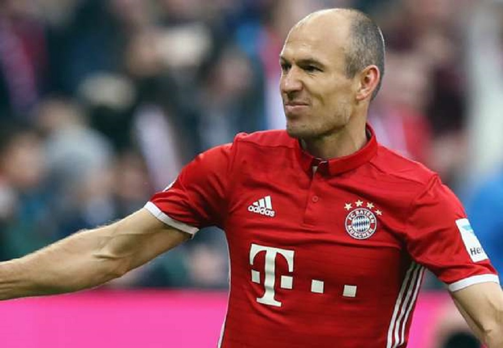 Bayern fan favorites Ribery, Robben to leave this summer