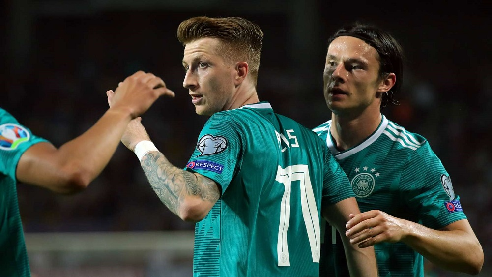 Sane and Reus see off hosts