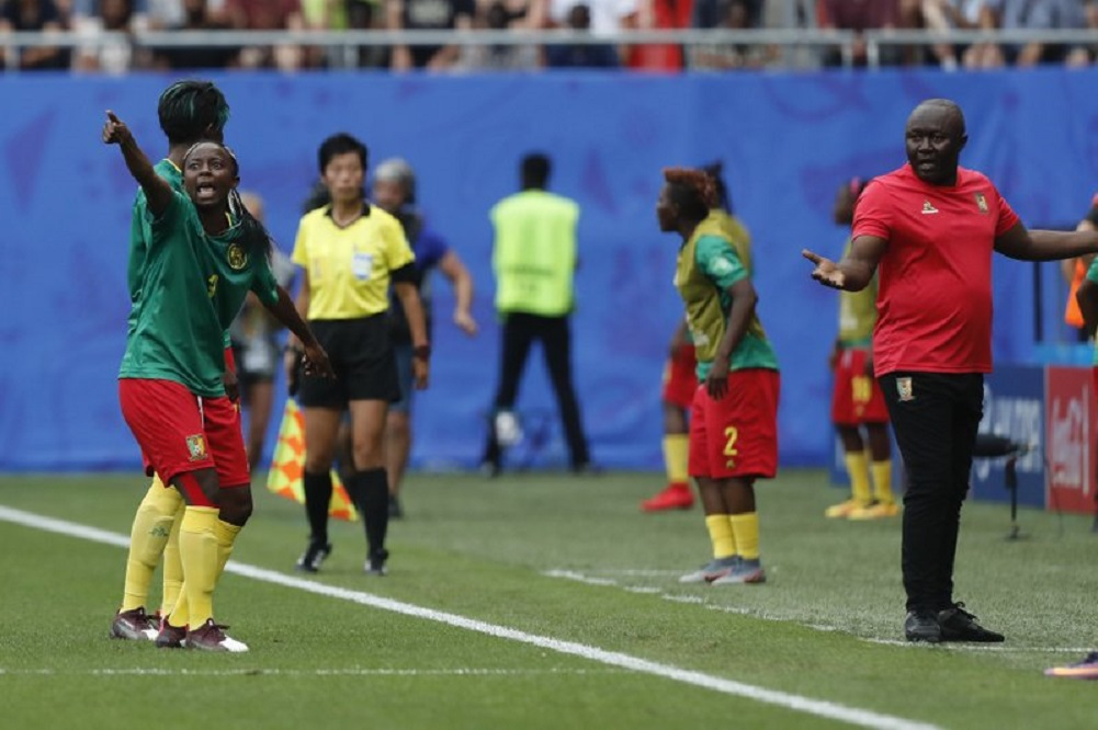 FIFA opens disciplinary case vs Cameroon over WWCup behavior