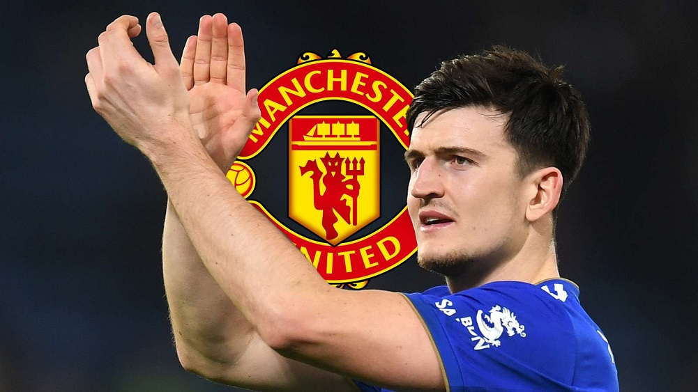 an Utd complete Maguire signing in world-record €88m deal