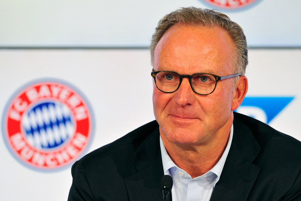 Bayern's Rummenigge hits back at transfer criticism