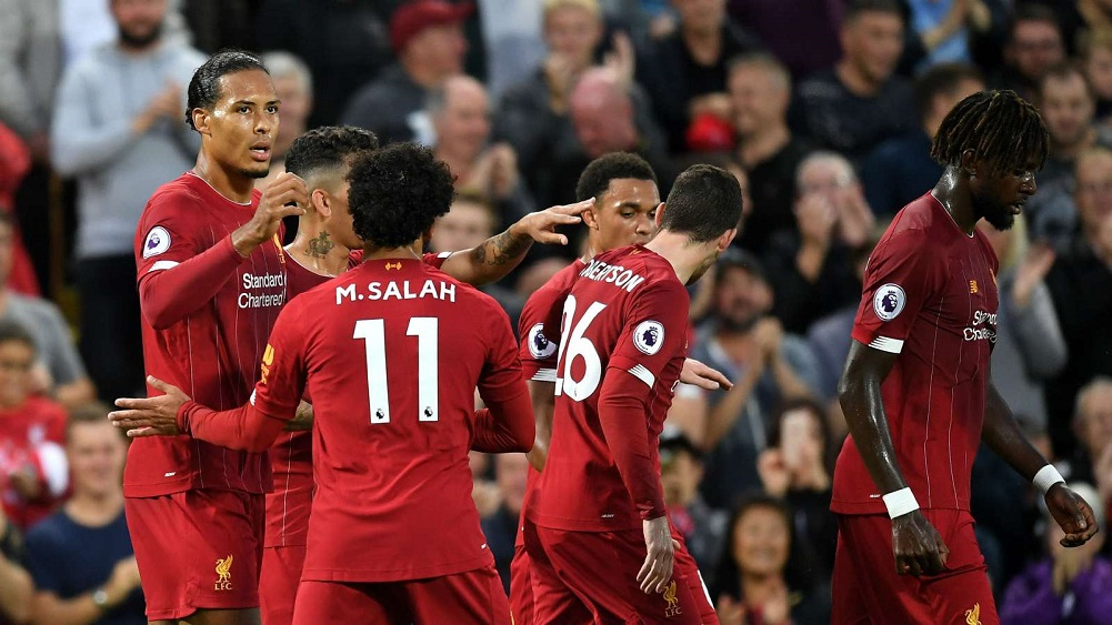 Klopp's men make flying start