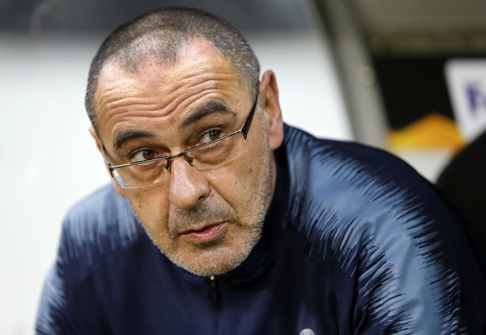 Soccer Sarri to miss 2 Juventus matches including against Napoli