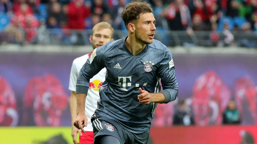 VAR denies Goretzka as title race goes to the wire