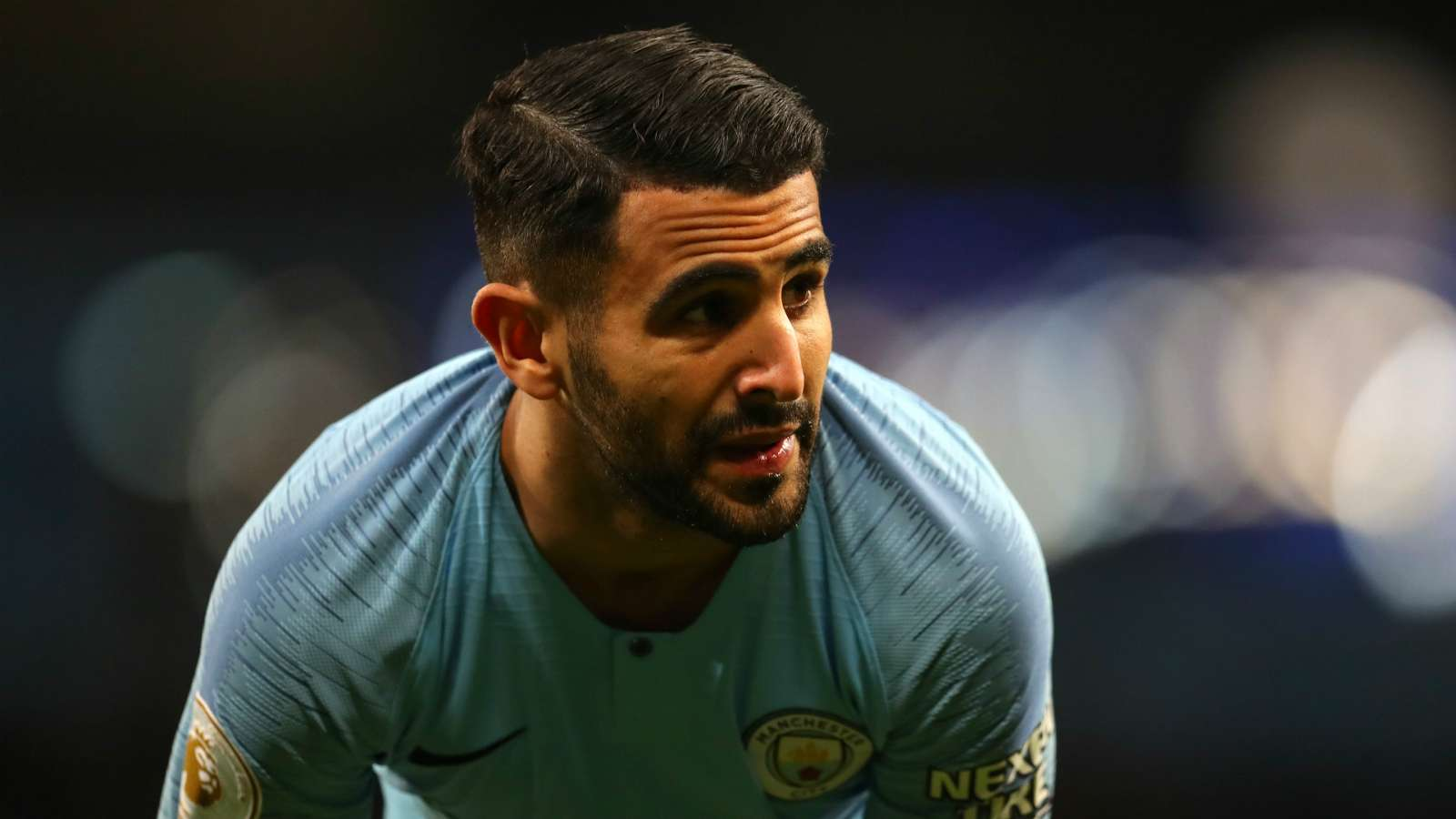 Mahrez cleared to play after passing doping test