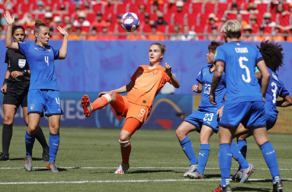 Bad news for Sweden: Miedema gets better in big games