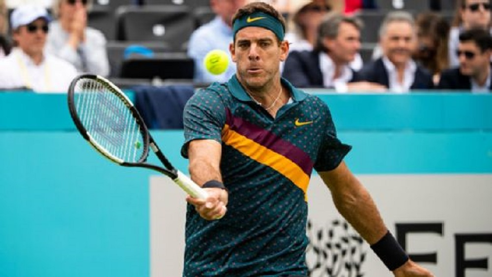 Del Potro fears knee fracture may end career