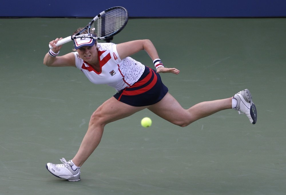 7 years after 2nd 'retirement,' Clijsters returns to tennis