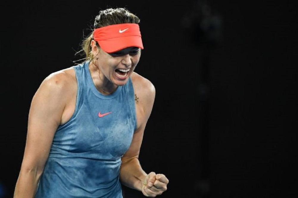 Sharapova to return at Mallorca Open after shoulder injury
