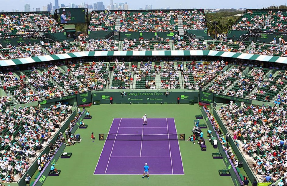 9122f334 Miami Open moving to Dolphins' stadium