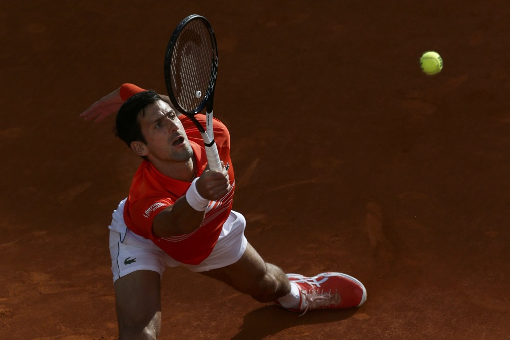 Djokovic beats Tsitsipas to win his 3rd Madrid Open title