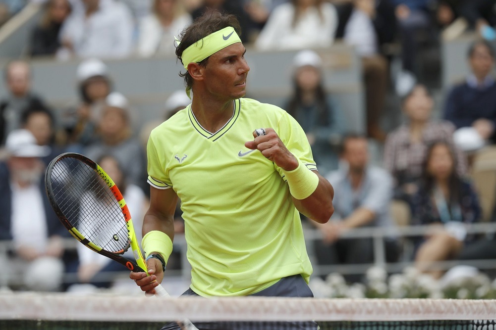 Nadal tops Thiem for record 12th French crown