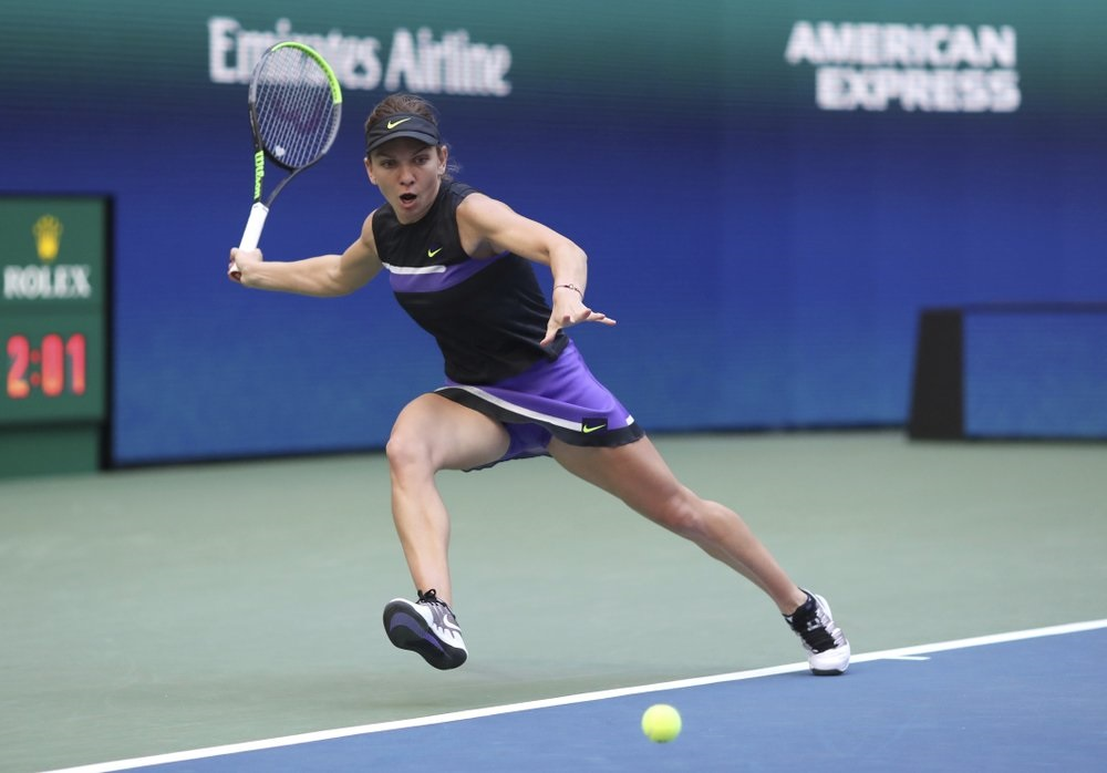 Simona Halep is reuniting with coach Darren Cahill