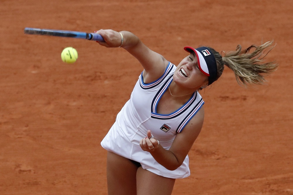 Women who beat Serena, Osaka in Paris are quickly gone