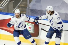 Bubble hockey champions: Tampa Bay Lightning win Stanley Cup