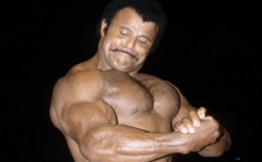 Rocky Johnson has passed away