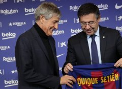 At Barcelona, Setién to lead the club he has long admired