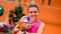 Halep claims Rome title after Pliskova retires with injury