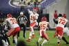 Chiefs v Ravens: Mahomes outplays Jackson to lead Chiefs past Ravens