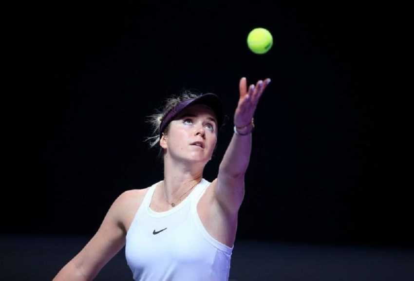 Svitolina starts WTA title defence with win as Halep sees off Andreescu