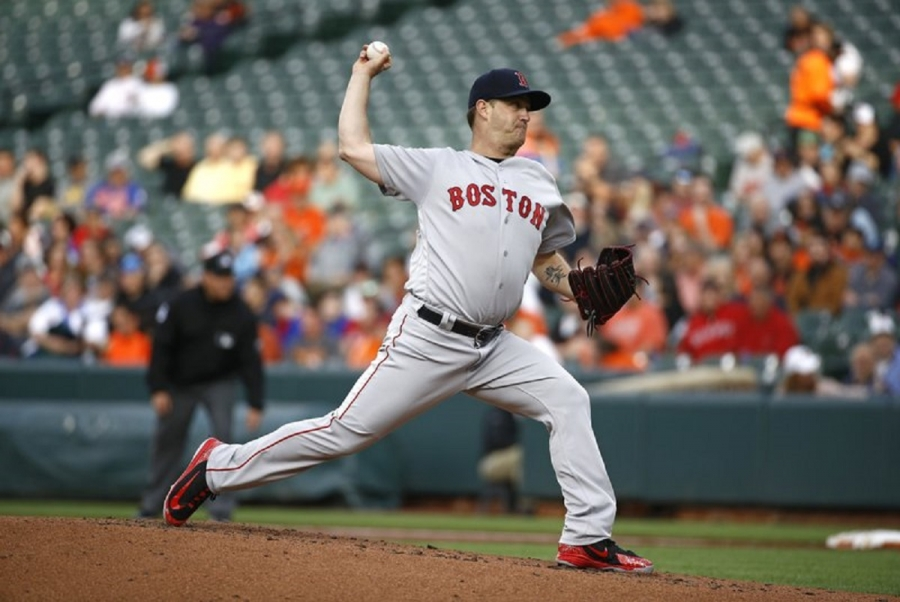Knuckleballer Wright ready to revive career with Pirates