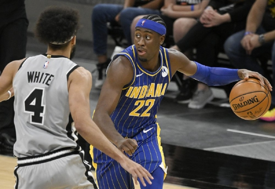Indiana Pacers v San Antonio Spurs: Pacers end three-game skid with OT win over Spurs