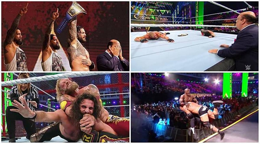"""WWE """"really thrilled"""" with Crown Jewel"""
