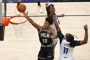 Minnesota Timberwolves v Atlanta Hawks: Capela, Hunter propel Hawks past Timberwolves; MLK honored