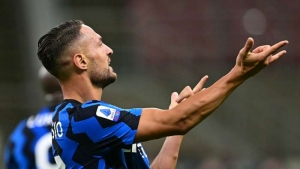 Inter v Fiorentina: Lukaku and D'Ambrosio steal Ribery's thunder in San Siro thriller