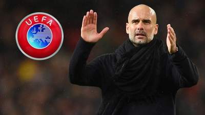 Manchester City's Champions League ban appeal up in the air due to coronavirus