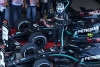 Bottas wins as penalties put Hamilton record bid on hold