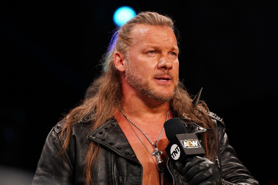 AEW's Chris Jericho: It doesn't matter who I face in my final match
