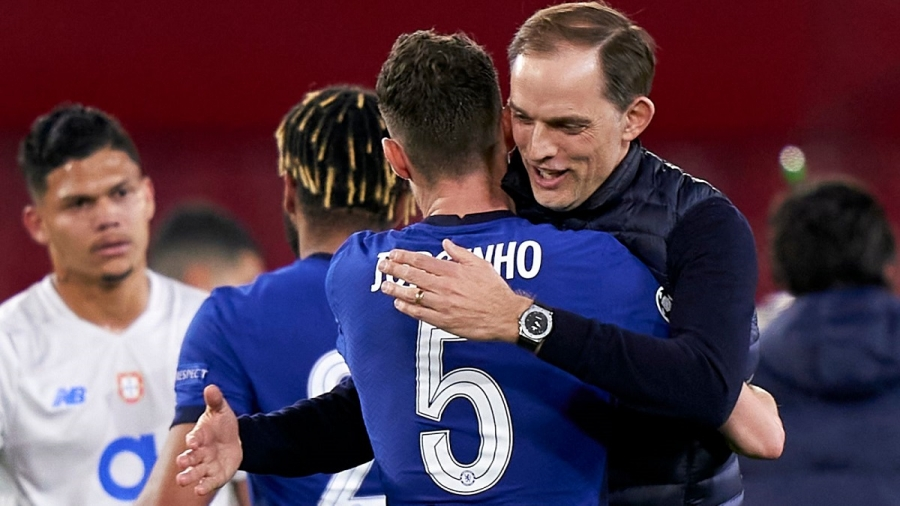 Chelsea v Porto: Blues make Champions League semi-finals for first time since 2014
