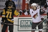 Pens ride Jarry to win over Coyotes in Kessel's return