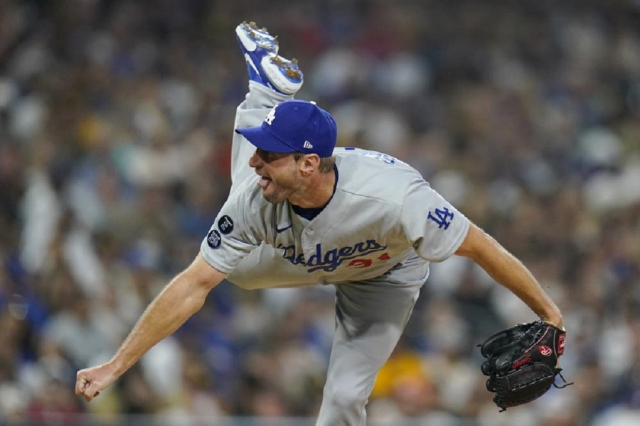 Los Angeles Dodgers v San Diego Padres: Scherzer shuts down Padres, Dodgers win for 3-game sweep