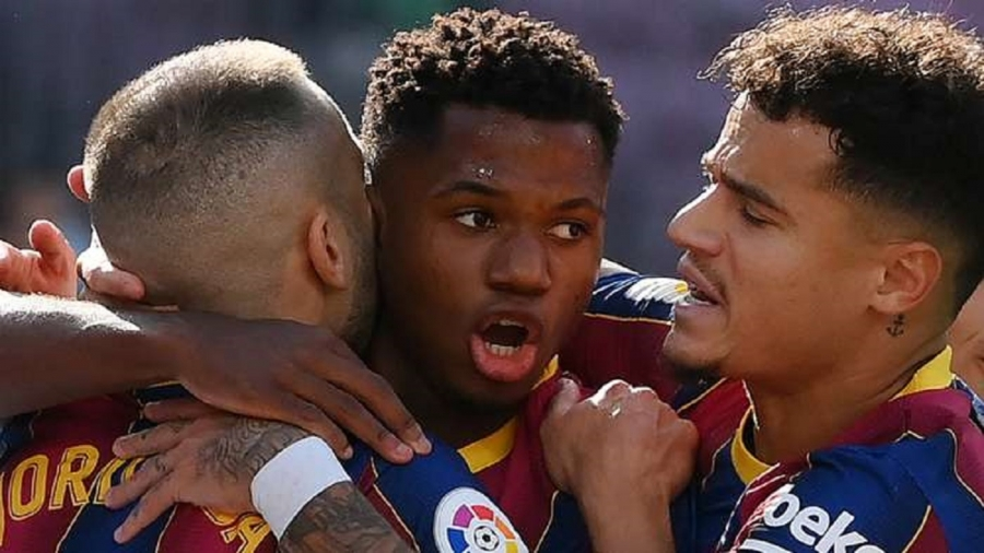 Fati a major doubt for PSG clash as Barcelona star suffers injury setback