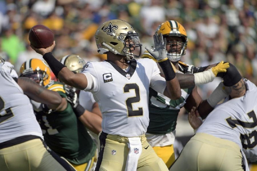 Green Bay Packers v New Orleans Saints: Winston, Saints, overcome displacement, pound Packers