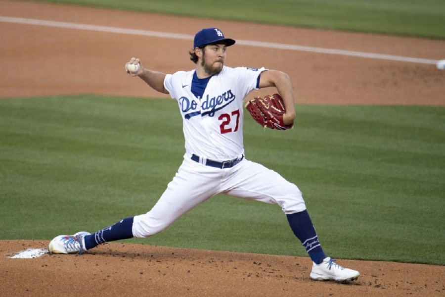 San Diego Padres v Los Angeles Dodgers: Dodgers rally past Padres despite 2 more homers by Tatis