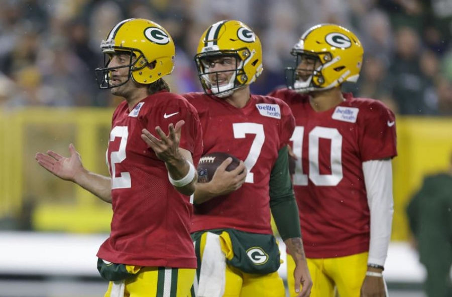 Rodgers unlikely to play in any of Packers' preseason games