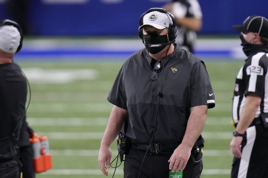 Jaguars fire Marrone, owner Khan plans to be more involved
