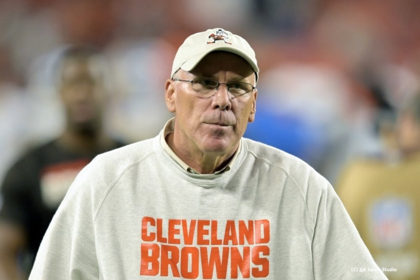 GM Dorsey, Browns part ways after disappointing 6-10 season