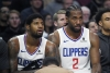 Clippers edge Celtics in OT with Leonard and George