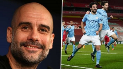 Manchester City make English football history with 15th consecutive victory