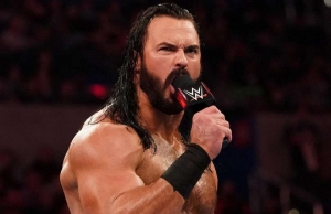 WWE Champion Drew McIntyre to address positive COVID-19 result on Raw