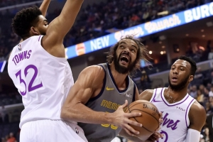Clippers sign free-agent center Joakim Noah