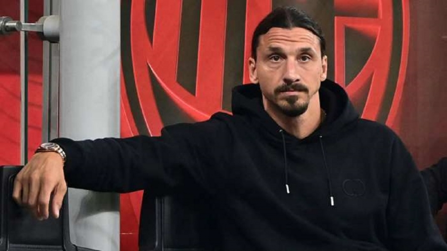 Ibrahimovic out of AC Milan's Champions League's Liverpool clash due to injury