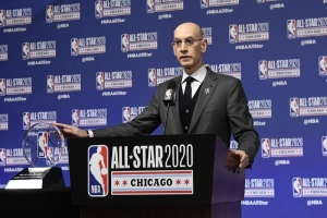 Adam silver about the start date of the new NBA season
