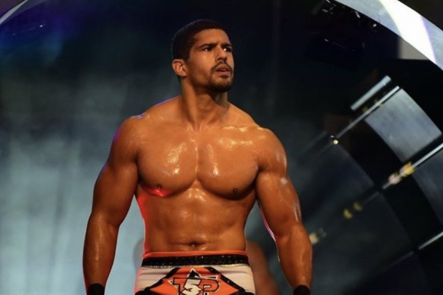 Anthony Bowens worked hurt for months in AEW