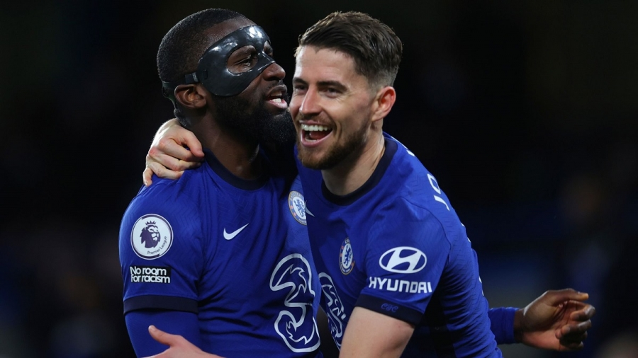 Chelsea v Leicester: Thomas Tuchel's team into third as they avenge FA Cup final defeat