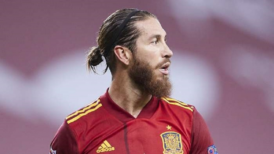 Ramos left out of Spain squad for Euro 2020